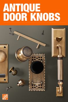 Discover some pointers that can help you choose what you must do for your home improvement tasks. It is possible to determine all you need to get the job done safely and correctly. Antique Door Knobs, Home Hardware, Basement Remodeling, Bathroom Remodeling, Home Improvement Projects, Interior Design Living Room, Door Handles, Woodworking Plans, Woodworking Projects