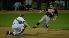 Oklahoma State infielder Kevin Bradley was named the Big 12 newcomer of the week after a phenomenal weekend in the Cowboys opening series against Arizona State.
