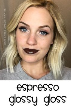 #Espresso #EspressoLipSense #TuscanyCollection #LipSense #SeneGence…