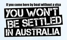 Australia pays Cambodia to take muzzie illegal aliens off its hands. This deal has triggered widespread international criticism from bleeding heart leftists. Political Advertising, Political News, Social Democracy, Australia Immigration, Funny Photoshop, Photoshop Edits, Conservative Politics, New Market, Boats