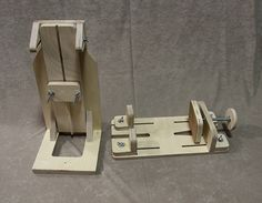 Neck Jig Plywood This jig assist in setting necks to the bodies