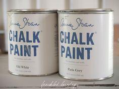 Annie Sloan paint info