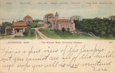 Old University of Kansas Campus