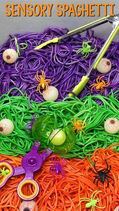 Halloween Activities For Toddlers, Halloween Crafts For Kids, Holiday Crafts, Preschool Halloween, Infant Halloween, Halloween Ideas, Baby Crafts, Toddler Crafts, Preschool Crafts