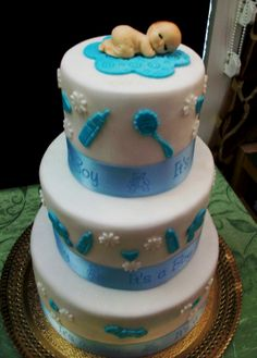 Boys Birthday Cakes | Baby Boy Cake ― House of Cakes Dubai