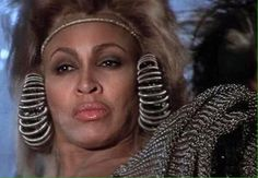 Tina Turner in Mad Max 3