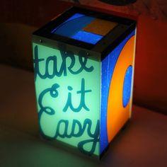 Take It Easy Seafoam Sky Blue, $375, now featured on Fab.