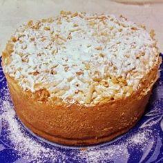 "Польский яблочный пирог ""Szarlotka z budyniem"" Polish Recipes, Pie Recipes, Fruit Pie, Valentines Day Food, Cake Business, Pastry Shop, Culinary Arts, Food Photo, Cupcake Cakes"