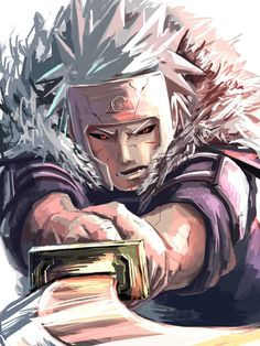 See the best images of the character Tobirama from the anime Naruto the second Hokage . - See the best images of the character Tobirama from the anime Naruto the second Hokage – And how i - Naruto Shippuden Sasuke, Naruto Kakashi, Anime Naruto, Fan Art Naruto, Wallpaper Naruto Shippuden, Manga Anime, Boruto, Sasuke Sarutobi, Naruto Images
