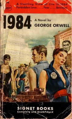 Though it's dark, grim, depressing, and hopeless, this novel is a clear look at Orwellian philosophies that certainly make one think.