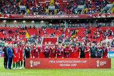 EQUIPOS DE FÚTBOL: SELECCIÓN DE PORTUGAL Tercera clasificada Copa Confederaciones