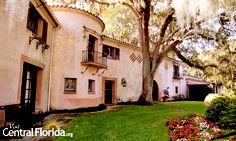 Pinewood Estate at Bok Tower Gardens- Lake Wales, FL, Central Florida