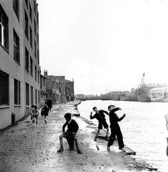 Glamorgan canal 1950's