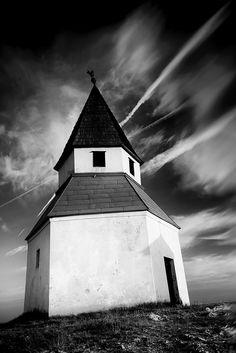 "Slovakia, Kalvária, Nitra: Dark Sky #PHOTOFRANO  Photography & FineArt by photofrano  ""Exposure📸 is just the beginning""  #HDR #BW   #fb : fb.com/PHOTOFRANO  #blog : photofrano.wordpress.com  #portfolio : 500px.com/PHOTOFRANO Dark Skies, Hdr, Wordpress, Fine Art, Landscape, House Styles, Building, Blog, Photography"