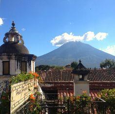 Trip to Guatemala with Kids