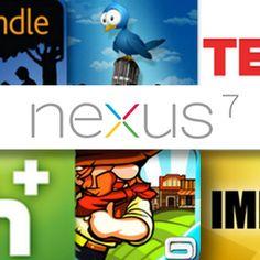 The Best Google Nexus 7 Apps