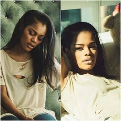 Teyana Taylor Talks Disappointments, Kanye West And New Album 'VII' - See more…