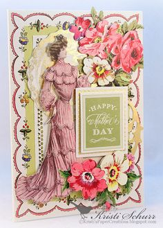 Happy Mother's Day! http://kristispapercreations.blogspot.com/2015/05/happy-mothers-day.html