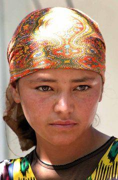 Girl - Tajikistan