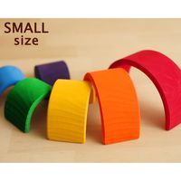 【angers】德國製 彩虹隧道積木 SMALL size(商品重800g/個)
