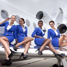 Who is your favourite flight attendant✈✈✈✈ ✈ ✈✈✈✈