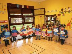 Los mejores disfraces de los niños en los colegios de Gijón - ElComercio.es. Foto 1 de 46