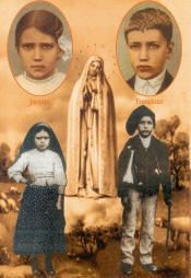 February 20th  Blessed Jacinta and Francisco Marto.   Francisco, 11, and Jacinta, 10, are the youngest non-martyrs to be beatified in the history of the Church. The brother and sister, who tended to their families' sheep with their cousin Lucia Santo in the fields of Fatima, Portugal, witnessed the apparitions of Mary, now commonly known as Our Lady of Fatima.  During the first apparition, which took place May 13, 1917, Our Lady asked the three children to say the Rosary and to make…