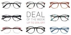 Shop the Deal of the Week at EyeBuyDirect and save up to | Get FREE Samples by Mail | Free Stuff