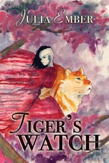 Waiting on Wednesday: The Tiger's Watch by Julia Ember ~ P.S. I love that book!