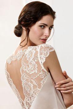 Lise Charmel, Romantique Désir Spring - Summer 2014, Printemps - Eté 2014 - Bridal lingerie - Lingerie de mariée
