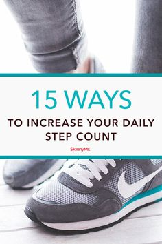 If you are trying to take steps per day, these ways to increase your daily step count can help you reach your goal! If you are trying to take steps per day, these ways to increase your daily step count can help you reach your goal! Weight Loss For Women, Best Weight Loss, Weight Loss Tips, 500 Calories A Day, Burn Calories, Best Workout Plan, Workout Challenge, Jogging In Place, Steps Per Day