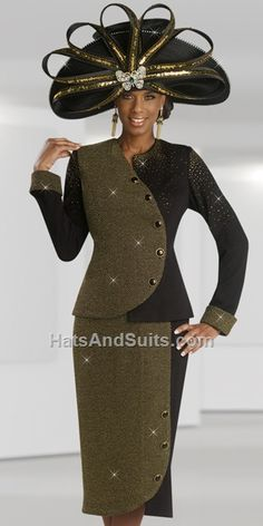 Vinci Knits Suit For Church Fall And Holiday 2015 Church Outfit Fall, Church Attire, Church Dresses, Church Outfits, Women Church Suits, Suits For Women, African Fashion Dresses, Fashion Outfits, Ladies Day Dresses