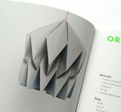 origami lampshade tutorial - Google Search