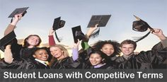 The terms and conditions pertaining to the loans for student are quite flexible. Visit here for more: http://goo.gl/CqL9mC