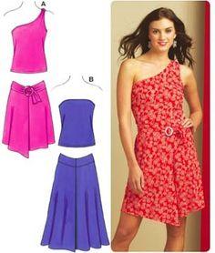 prom dress sewing patterns