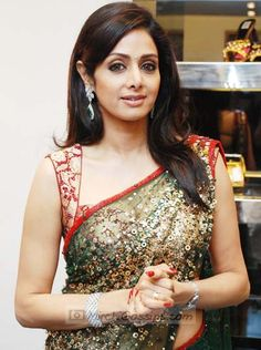 Sridevi is India's best actress and first female superstar!