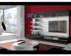 Salones modernos   Muebles Lara