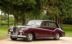 1962 Rolls-Royce Silver Cloud III SCT100 Touring Limousine by James Young.....monday rides to school..memories