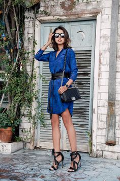 Calming, opulent, and, soothing color, cobalt blue is the dominant shade that can be seen from celebrities on red carpets to affluent influencers at fashion events making an electrifying fashion statement. It's no surprise then that the high street and...