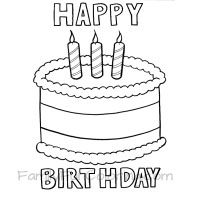 215 best coloring cake\'s images on Pinterest   Coloring books ...