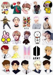 Pop Stickers, Face Stickers, Tumblr Stickers, Pregnancy Art, Bts Pictures, Photos, Sailor Moon Art, Bts Drawings, Notebook Design