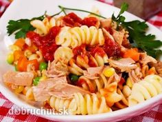 Who Needs Pasta Sauce When You Have A Recipe Like This? This is a deliciously simple no-cook pasta sauce. We love the tangy hint of lemon that gives it an Creamy Pasta Salads, Pasta Salad Recipes, How To Cook Pasta, Pasta Dishes, Cooking, Ethnic Recipes, Easy, Casseroles, Lemon