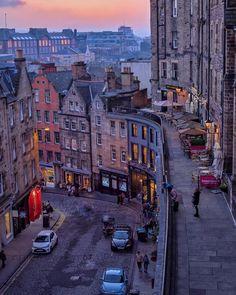 The Streets Of Edinburgh Scotland Scotland Travel Destinations Scotland Honeymoon - Besondere Tag Ideen Scotland Vacation, Scotland Travel, Scotland Uk, Scotland Funny, Scotland Trip, Ireland Travel, Places To Travel, Places To See, Voyage Europe