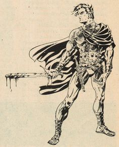 Cap'n's Comics: Some Savage Tales #3 by Barry Smith and Jim Steranko