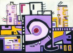 칸의 변주곡 / Acrylic on Canvas,  / 91.0 x 72.8 cm (35.8 x 28.7 inch)