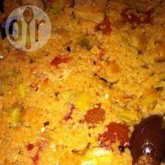 Couscous à la grecque @ qc.allrecipes.ca