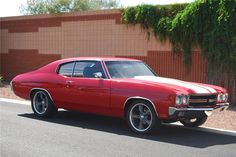 1970 CHEVROLET CHEVELLE SS 454 - Barrett-Jackson Auction Company - World's Greatest Collector Car Auctions