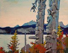 Robert Genn, artist, original landscape paintings at White Rock Gallery North of Karlukwees Canadian Painters, Canadian Artists, Landscape Art, Landscape Paintings, Beauty In Art, Social Art, Impressionist Art, Traditional Paintings, Pastel Art
