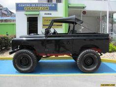 Land Rover Santana SANTANA MT 2500CC - en MercadoLibre