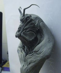 insectoid alien by ~BOULARIS on deviantART